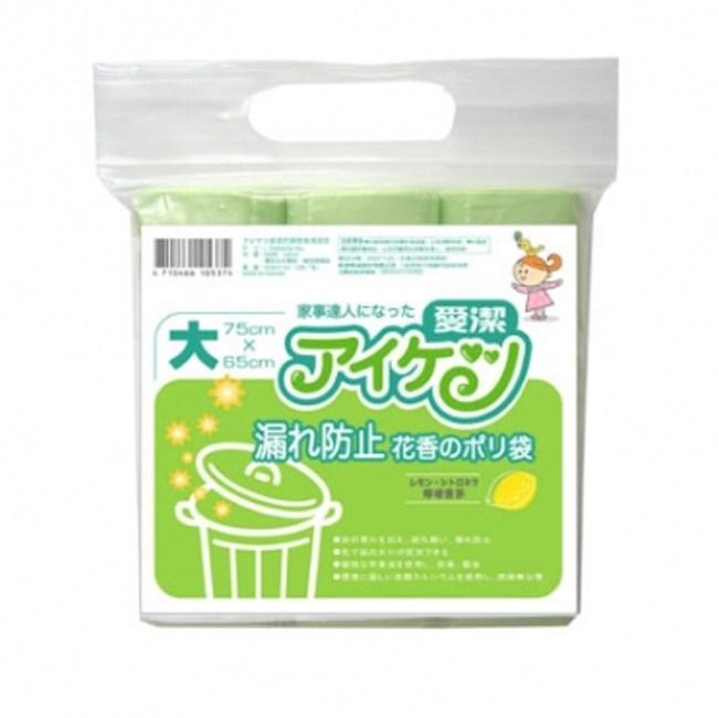 愛潔香氛清潔袋L號45L21張