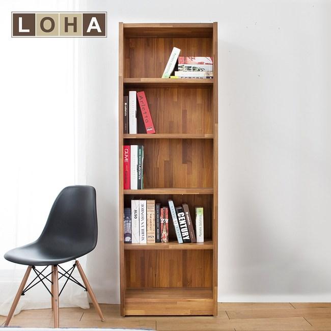 【LOHA】Original原創雙色工業2尺書架