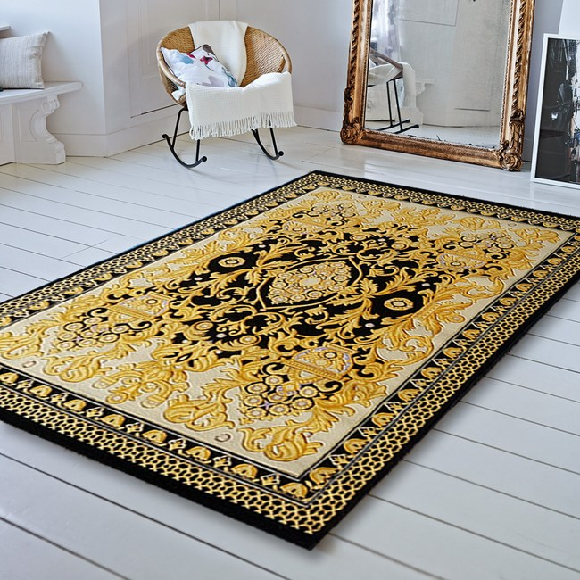 【YFS】古典羊毛地毯-豹璽 240x340cm