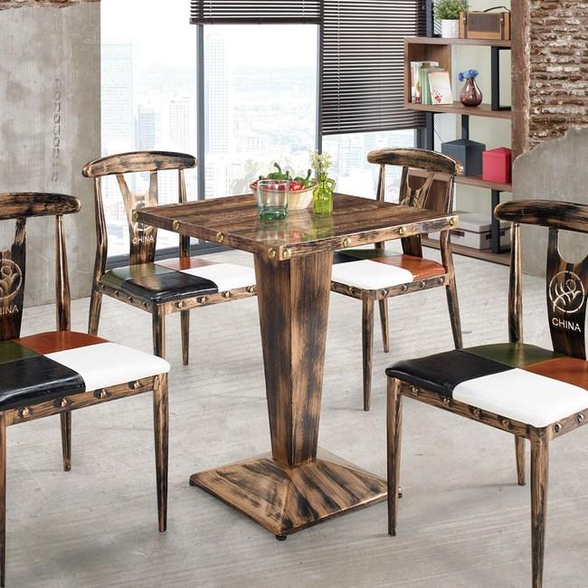 布萊迪2尺商業桌