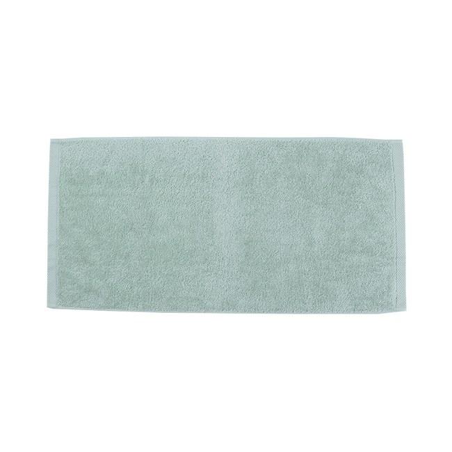 HOLA 土耳其純棉毛巾綠40X80cm