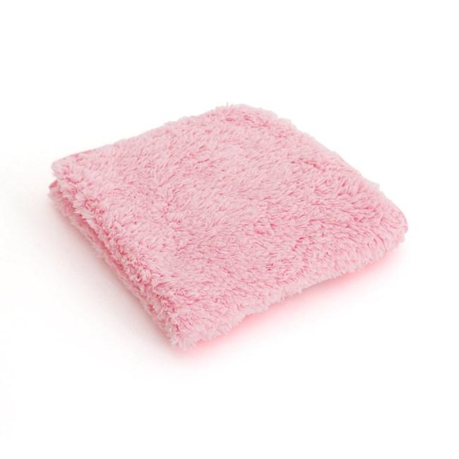 Lovel 7倍強效吸水抗菌超細纖維方巾(芭比粉)