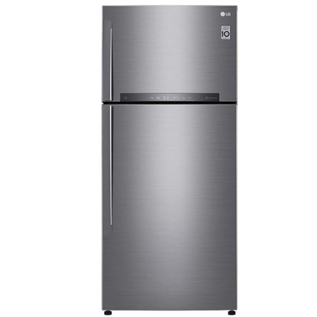 LG樂金525公升雙門WIFI冰箱GN-HL567SV