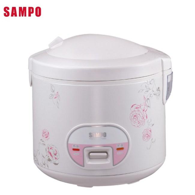 SAMPO聲寶10人份機械式電子鍋 KS-AF10