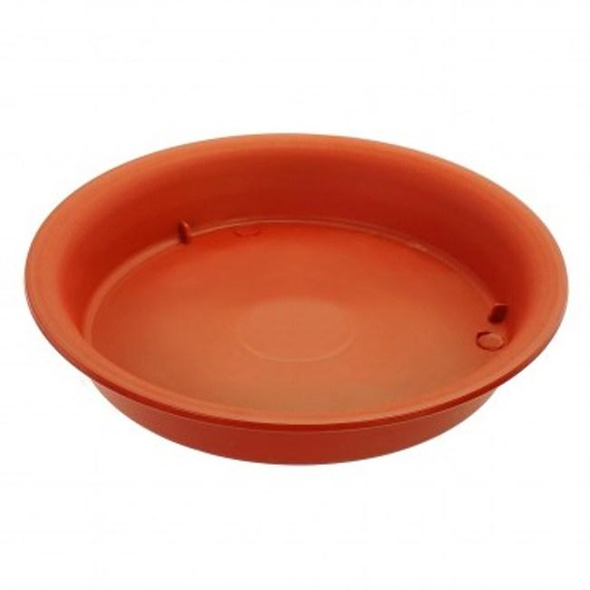 高級水盤5號 紅色