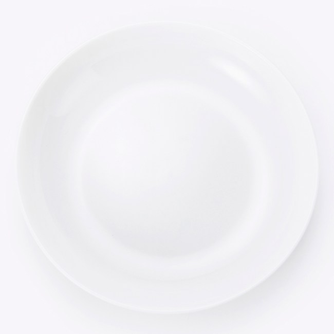 HOLA 雅堤飯盤 21cm 可適用烤箱/微波爐/洗碗機