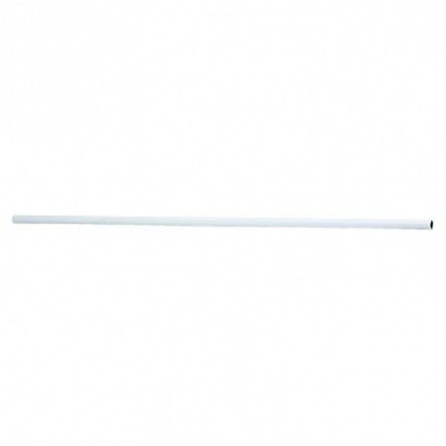 5分鐵管 3尺 白色