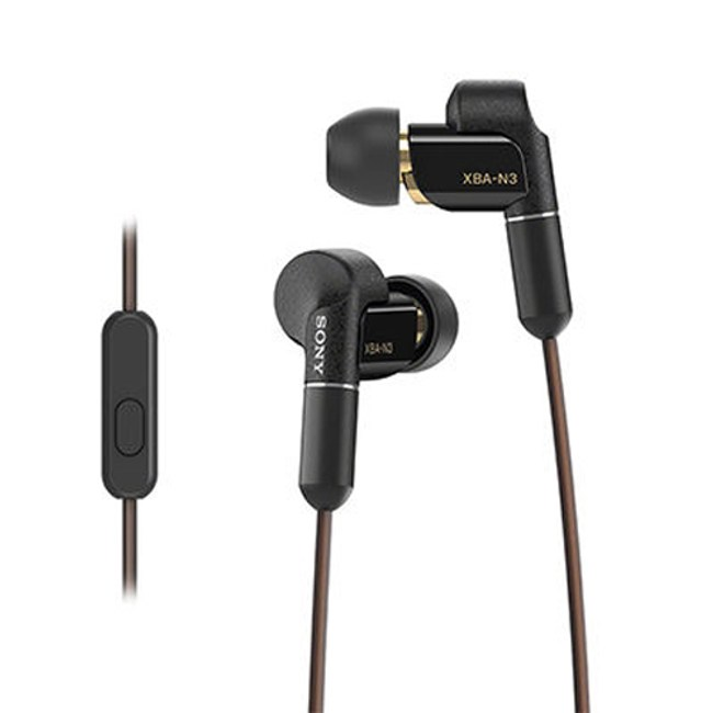 SONY XBA-N3AP 入耳式耳機 LCPHD 混合式驅動系統