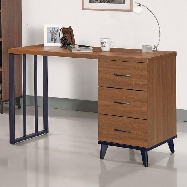 【YFS】黛西4尺書桌-121x56x80.7cm