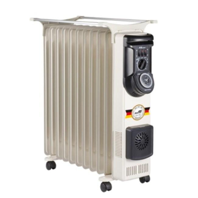 北方 葉片式恆溫電暖爐 NA-11ZL