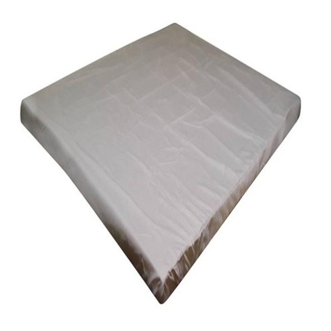 素色薄床墊套米 加大