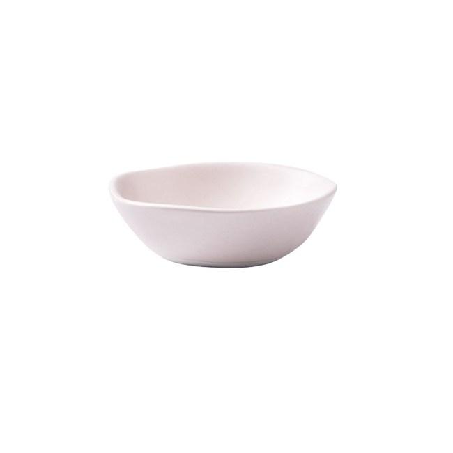 陶瓷調味調料碟-粉色