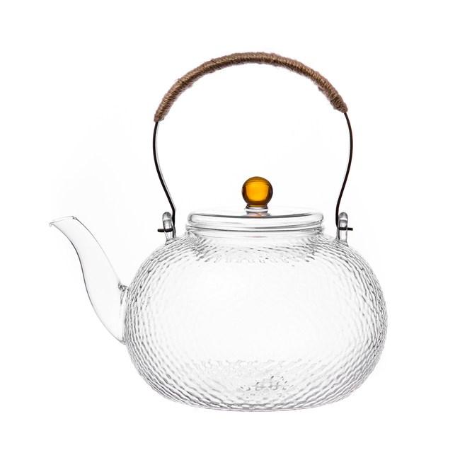 時韻耐熱玻璃壺-1400ml