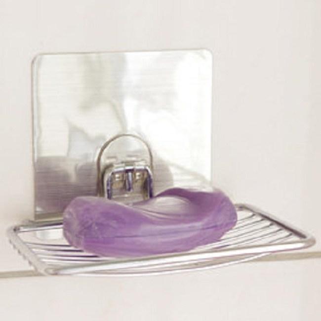 無痕收納香皂架