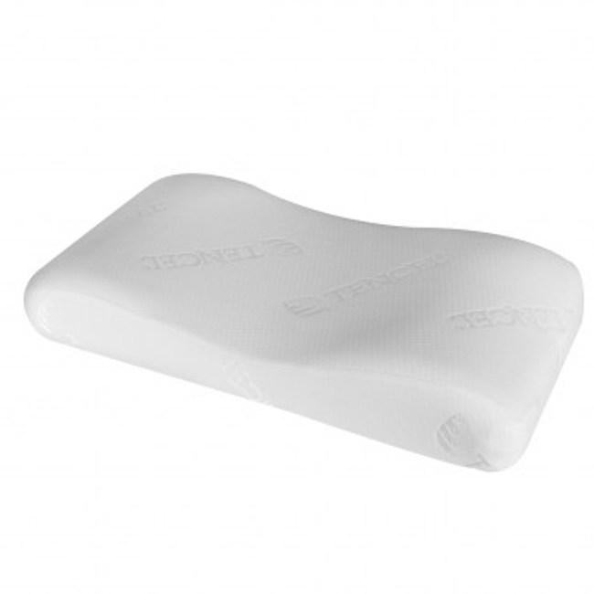 HOLA home 釋壓抗菌記憶枕雙向兩用型