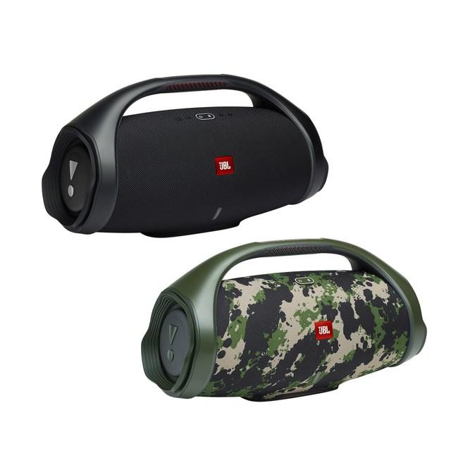JBL BOOMBOX 2 可攜式戶外藍牙喇叭黑色