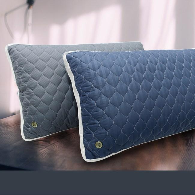 【Indian】立體3D獨立筒透氣枕(2入)