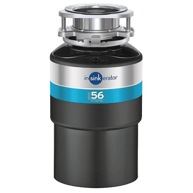 【美國insinkerator】食物殘渣處理機ISE-56318 × 184mm