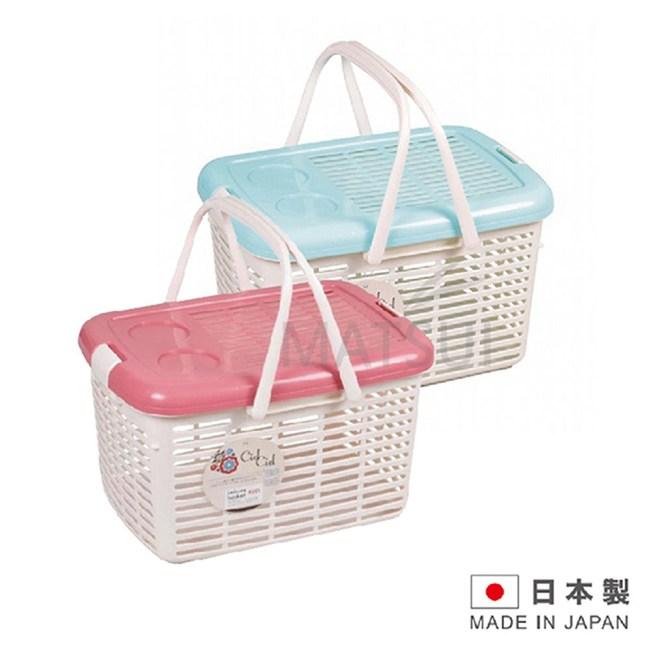 CielCiel 多用途置物箱(紅/藍 顏色隨機) IN-D251