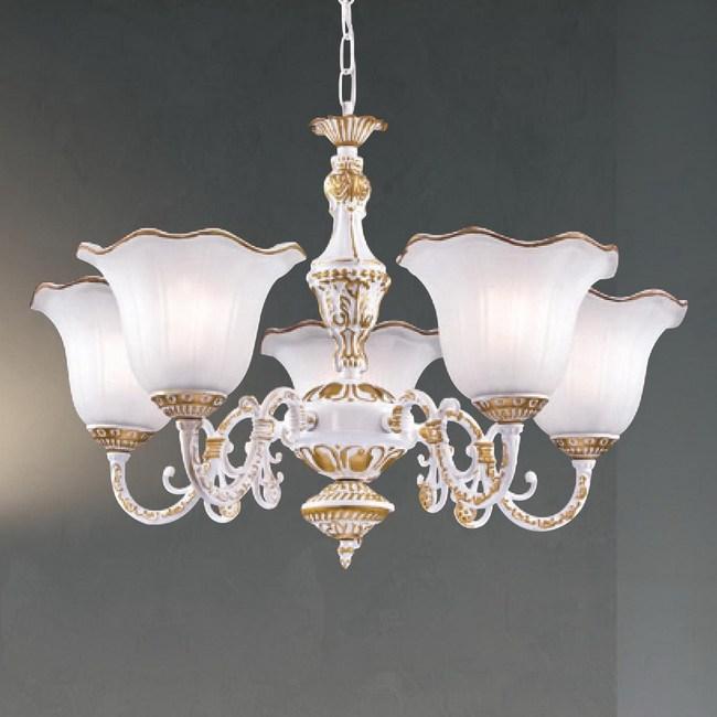 【大巨光】古典風吊燈_中(LW-09-1562)