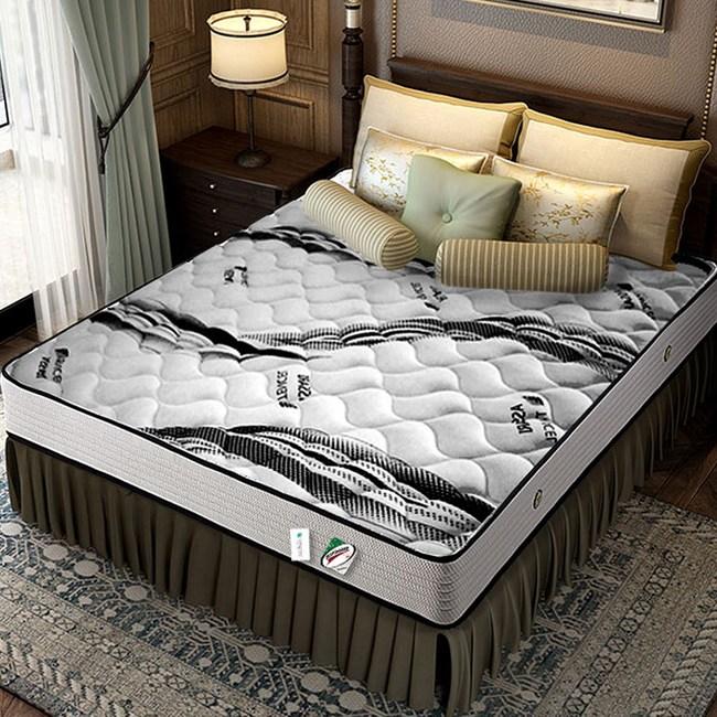 ASSARI-尊榮天絲竹炭3M防潑水獨立筒床墊(雙人5尺)
