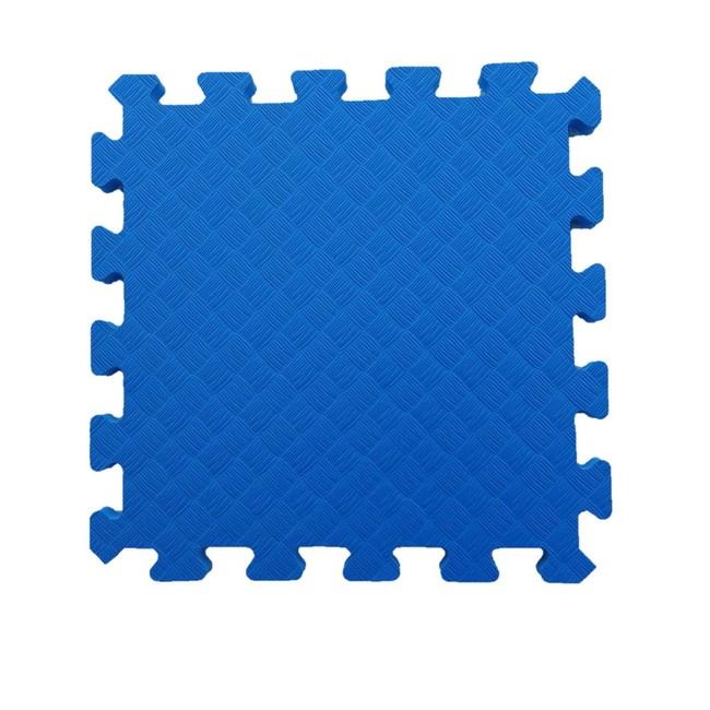 特力屋EVA安全地墊9入-藍色32x32x1.4cm