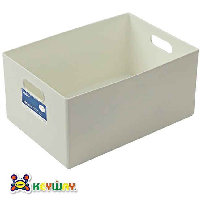 KEYWAY Nico Bin 你可6號收納盒 6.5L TLR-06 28x19.6x13.5cm