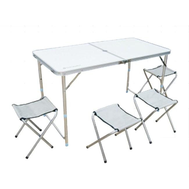 TECHONE 鋁合金桌椅組 (室內外用皆宜)鋁合金桌椅組 (室內外用皆宜)