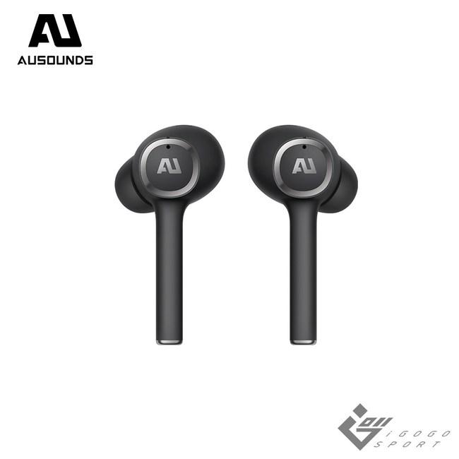 Ausounds AU-Stream ANC 降噪真無線藍牙耳機霧黑