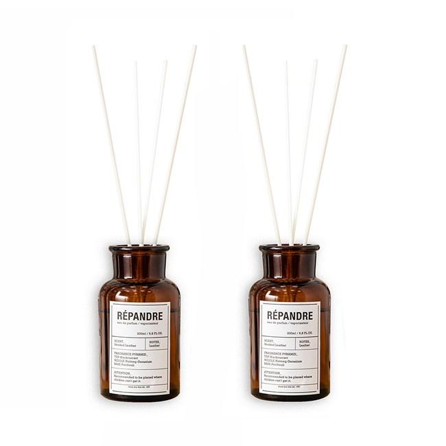 (組)hoi實驗室香氛-精油擴香200ml 2入伯爵紅茶(多款味道可選)