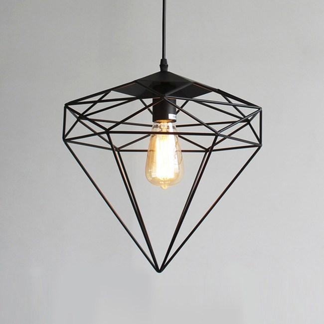 【Honey Comb】工業風金屬單吊燈(GM-1243)