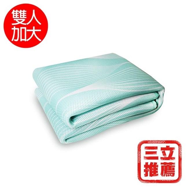 【YAMAKAWA】2019第二代8D plus版四季床墊(雙人加大)綠色