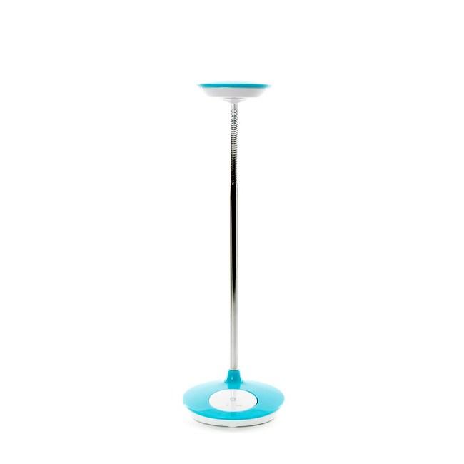 歐文 USB 4W 桌燈 蒂芙尼藍