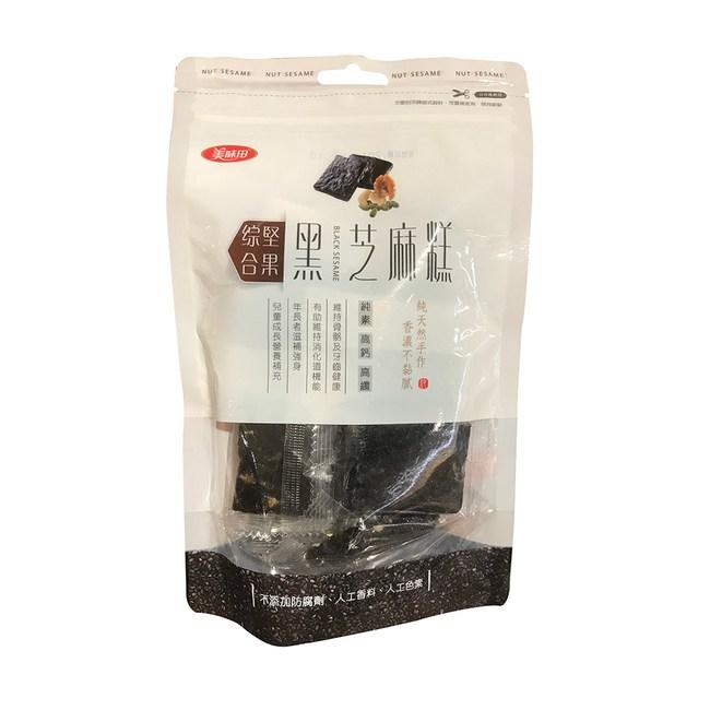 美味田-綜合堅果芝麻糕250g