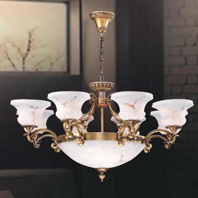 【大巨光】古典風吊燈_大(LW-09-1472)