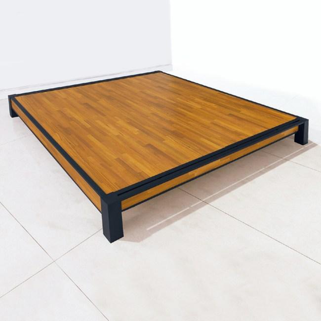 【YFS】葛蘭6尺雙人加大床架-183x202x106cm