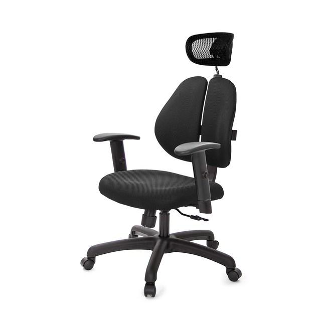 GXG 雙背涼感 電腦椅 (升降扶手) TW-2995 EA5#訂購備註顏色