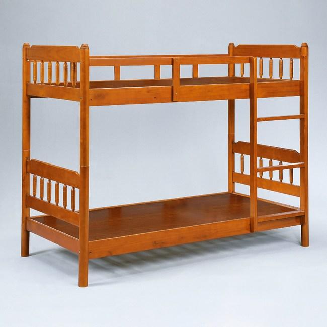 【YFS】威爾3.3尺單人雙層床-99x200x165cm