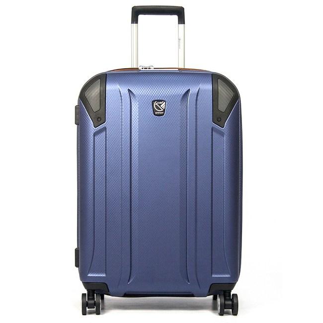 eminent-28吋新型TPO材質行李箱-URA-KH67-28新品藍