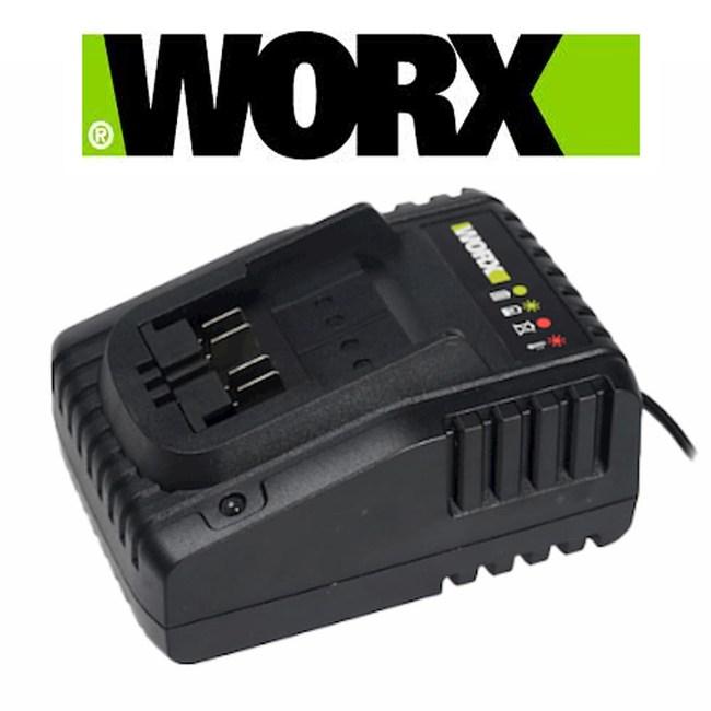 Worx 20V  2A 綠標鋰電充電器 WA3924