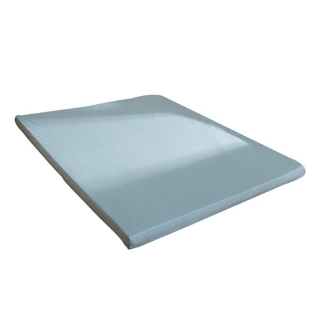 5CM支撐型記憶床墊-環保涼感透氣(單人)