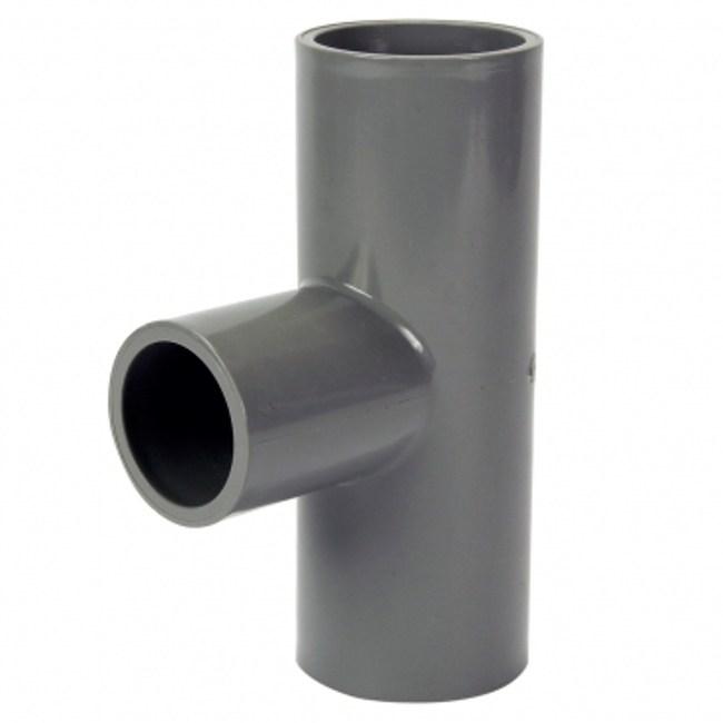 PVC異徑給水 T 1x3/4