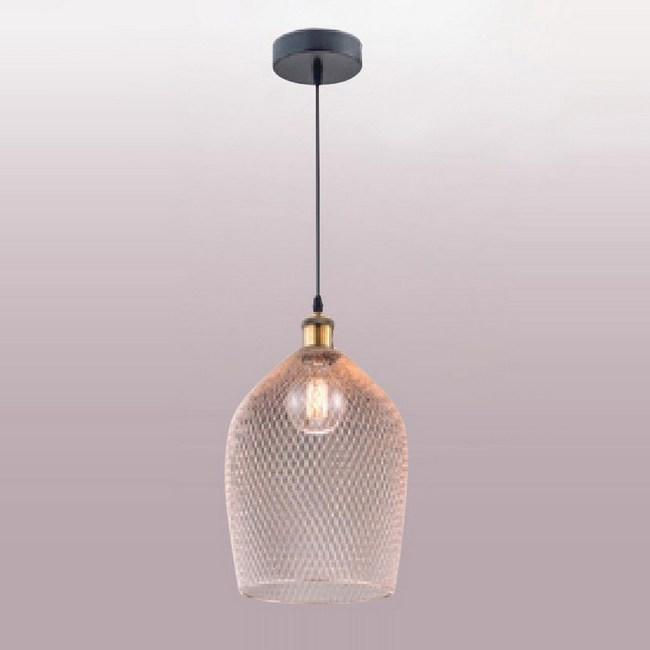 【大巨光】工業風吊燈_小(LW-09-0455)