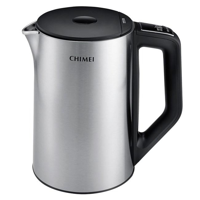 【CHIMEI奇美】五心級智能溫控不鏽鋼快煮壺 KT-15MDT0