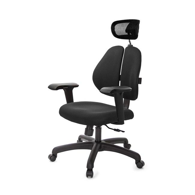 GXG 雙背涼感 電腦椅 (4D升降扶手) TW-2995 EA3#訂購備註顏色