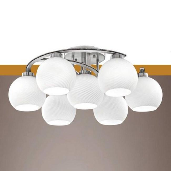 YPHOME  六燈吸頂燈 FB35914