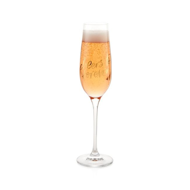 Crate&Barrel Cheers 香檳杯 236ml