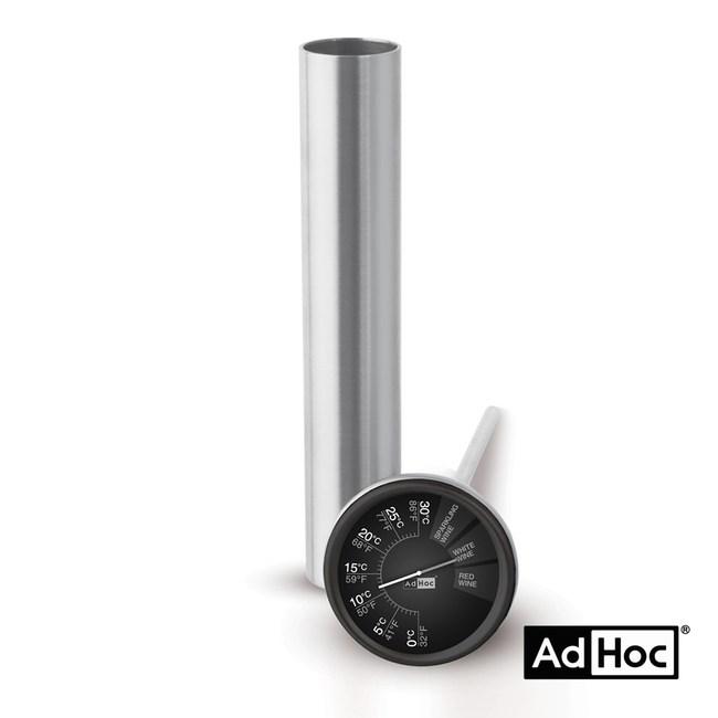 德國AdHoc 酒溫計瓶塞