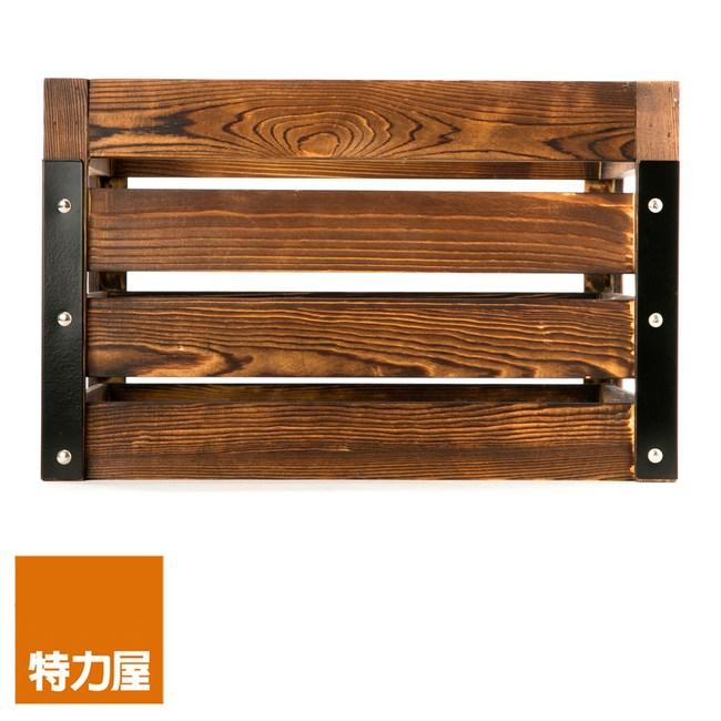 特力屋 工業風松木箱 長27x寬38x高24公分 型號MEIYI-1
