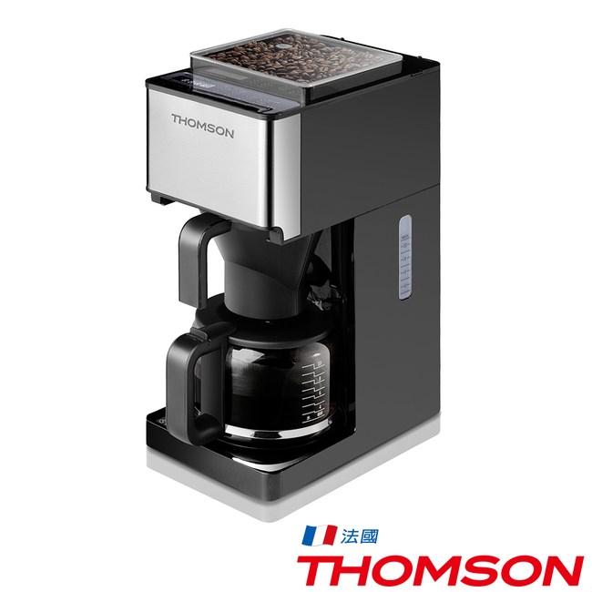 THOMSON錐磨全自動研磨咖啡機 TM-SAL04DA